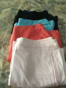 3 Golf Skirts and 1 Pair Of Golf Shorts