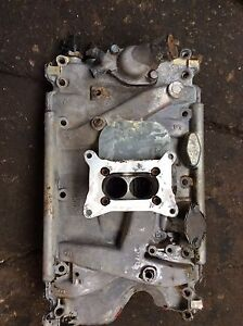 Holden 253 inlet manifold with speco Adapter St Leonards Launceston Area Preview