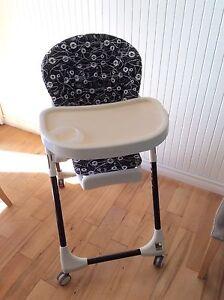 Chaise haute prima pappa pegperego.