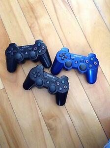 Manettes et jeux de PS3