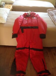 2 Mustang Survival suits for sale