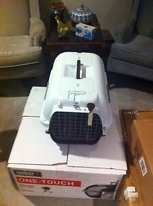 Dog cage and pet carrier