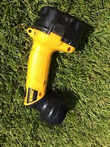 Dewalt flashlight 12 volt w/+charger