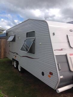 Coromal  Lifestyle 600 Caravan Ningi Caboolture Area Preview