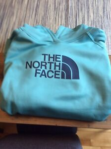 Women's XL North Face hoodie