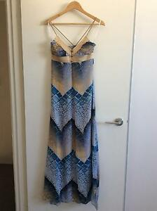 Anise Silk Maxi Dress Halls Head Mandurah Area Preview