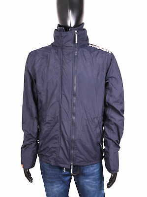 *Superdry Windcheater Womens Jacket Black size L