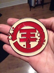 Element belt buckle
