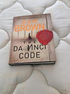 Dan Brown Collector's Edition The DaVinci Code Cooloola Cove Gympie Area Preview