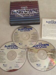CD - The Motown Collection