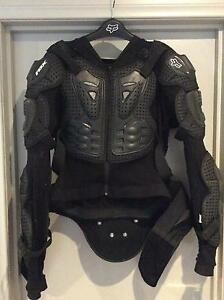 Fox Titan pressure suit body armour Beaumaris Bayside Area Preview