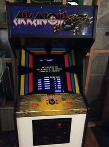 Arcade game Rare -ARKANOID stand up