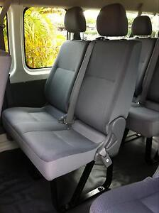 Toyota commuter seats Tuncurry Great Lakes Area Preview