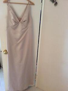Wedding dress bridesmaid dress ball gown evening dress Belmont Belmont Area Preview