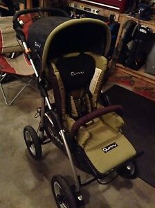 Quinny car seat and stroller