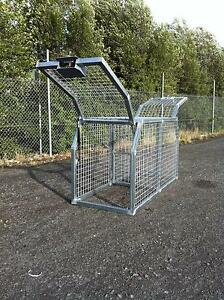 Ute dog cage Galvanised Heavy Duty Morwell Latrobe Valley Preview