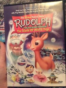 Rudolph the red nose reindeer (movie)