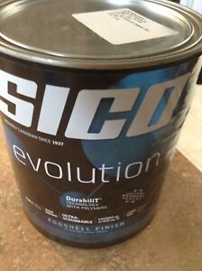 New Gallon Sico Evolution Prime/Paint All In One