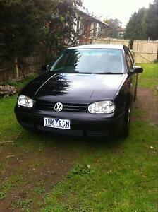 2000 Volkswagen Golf Hatchback Meadow Heights Hume Area Preview