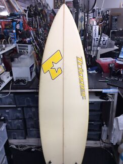 TRIGGER BROS SURFBOARD (63)  <<SUMMERS COMING!!>>