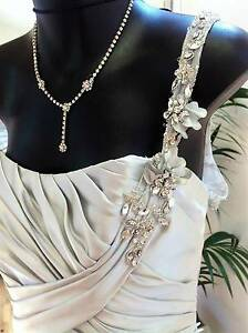 Demetrios Sensualle Wedding Dress Sample (Size 14) Platnium/Silve Chittaway Bay Wyong Area Preview