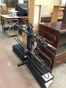 Swagman hitch-mount bike rack