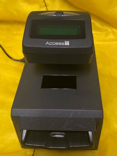 ACCESS BGR120M Boarding Gate Reader In Good Working Condition