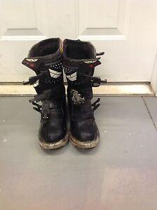 Fly Mavericks ATV Riding Boots (Size 12)