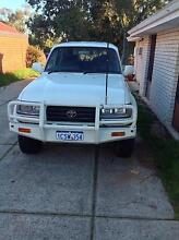 80 seriesToyota LandCruiser Wagon (Petrol and LPG) Cannington Canning Area Preview