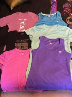 LADIES EXERCISE TOPS
