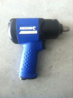 Kincrome air impact gun Gaven Gold Coast City Preview