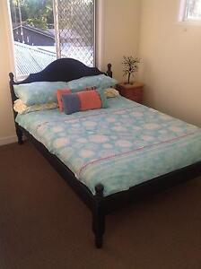 Double bed frame and mattress Cleveland Redland Area Preview