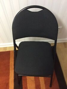 Brand new folding chair $10