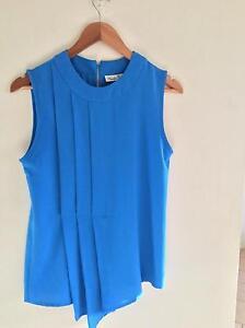 Sky Blue (Vibrant) Size 10 Natasha GAN Fannie Bay Darwin City Preview
