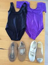 Dance shoes & leotards Rossmoyne Canning Area Preview