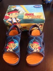 Jake and the Neverland pirates kids sandals