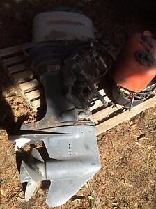 Outboard motor mariner 115 Nowergup Wanneroo Area Preview