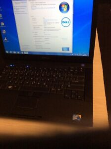 Laptop portable dell latitude wifi chargeur