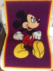 Mickey Mouse Mats