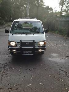 2002 Toyota Hiace Van/Minivan Longueville Lane Cove Area Preview