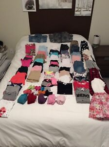 Girl clothes (size 4 and 5)