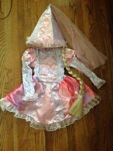 Princess dress 2t