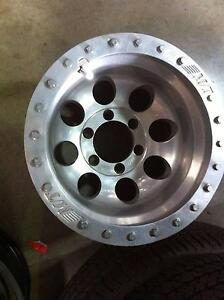 Micky Thompson Polished Mag Wheels Osborne Park Stirling Area Preview