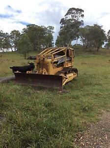 Caterpillar bulldozer Ebor Guyra Area Preview