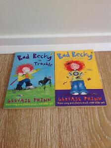 Bad Becky by Gervase Phinn Bonogin Gold Coast South Preview