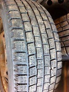 Pneus d'hiver avec roues 185-65R14