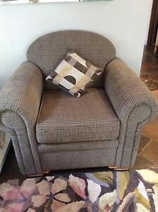 3 piece Lounge Suite. 1  x 2.5 seater and 2 chairs Evandale Northern Midlands Preview
