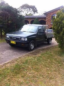 1996 Holden Rodeo one ton trayback Belrose Warringah Area Preview