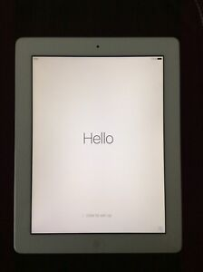 IPad 3rd Generation White 32gb Wifi Only