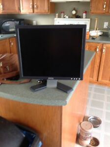 Older style computer monitor